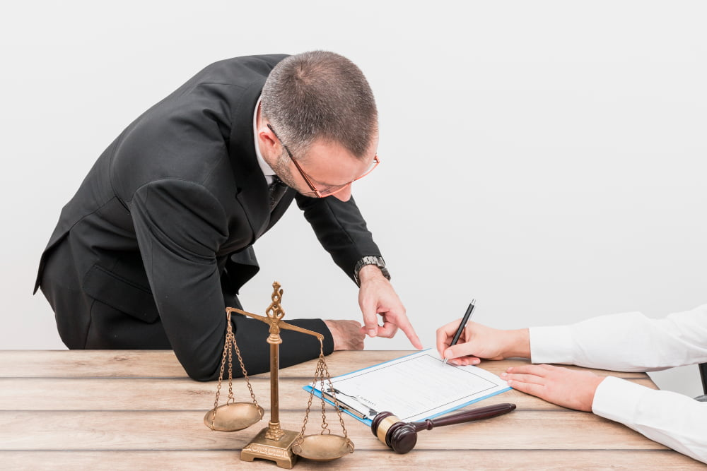 Steps to Getting A Legal Document Notarized